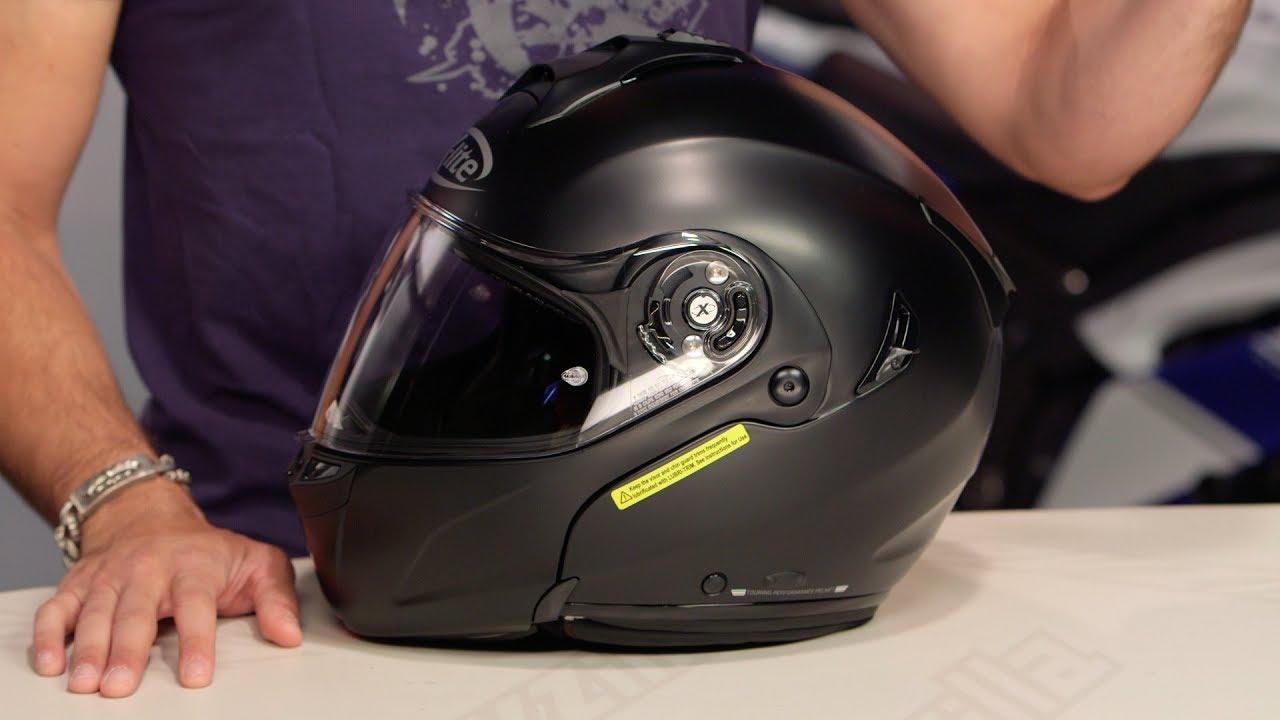 812d7f24 X-Lite X-1004 N-Com Helmet Review at RevZilla.com - YouTube