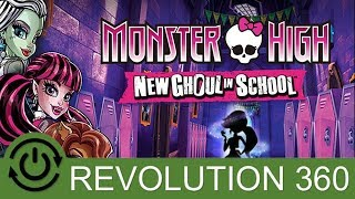 Monster High New Ghoul In School Introductory Gameplay Xbox 360
