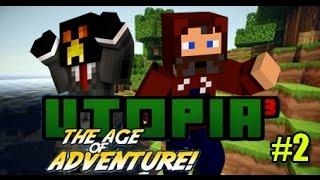 """""""THIEVES GUILD"""" Utopia³ AoA 2.0 WITH FITZ #2"""