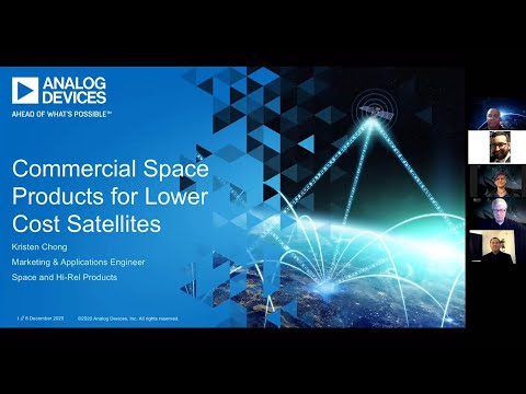 Nsrec Commercial Space Products For Lower Cost Satellites