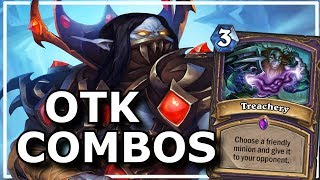 Hearthstone - Best of OTK Combos