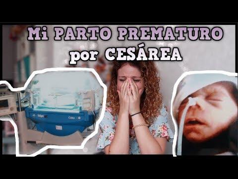 Mi PARTO PREMATURO POR CESAREA | TAG | Familia tutti vlog