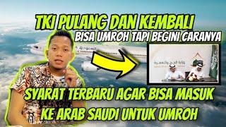 KABAR PENERBANGAN TERBARU ARAB-INDONESIA DAN SYARAT TERBARU