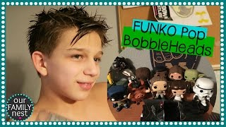 collecting funko pop bobbleheads