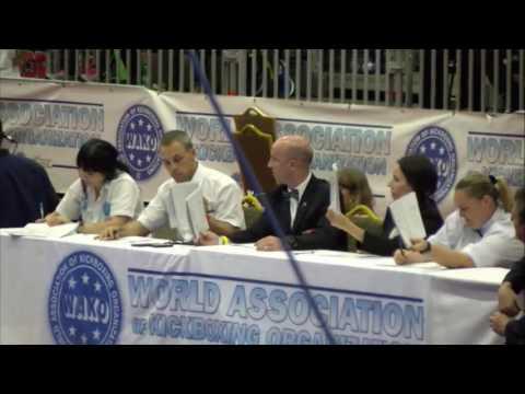 Musical Forms WAKO World Championships 2016 Day 2