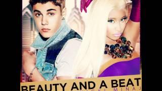 Beauty And A Beat - Karaoke/Instrumental (by Justin Bieber)