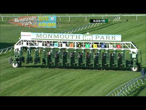 video thumbnail for MONMOUTH PARK 09-20-20 RACE 9