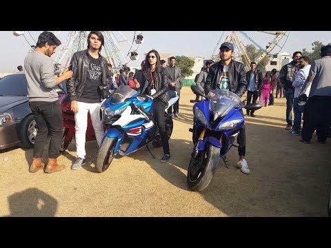 CUST Auto Show 2017 Islamabad | CUST Car Show 2017 Islamabad Video 2
