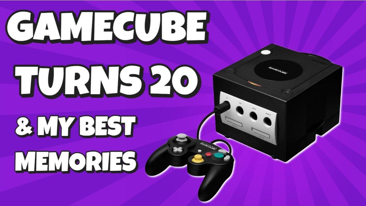 GameCube Turns 20 & My Best Gaming Memories