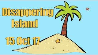 Disappearing Island 2 - 15 Oct 2017