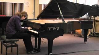 Michal Worek - Piano improvisation (live)