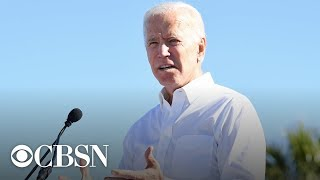 Joe Biden delivers remarks at construction workers conference, live stream