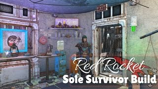 Red Rocket Settlement Fallout 4 Build Walkthrough