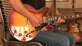 1967 Gibson ES-335 sunburst Part3