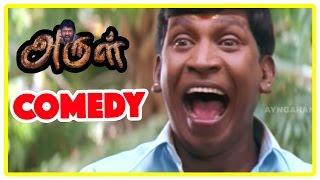 Video Arul | Arul Full Movie Comedy Scenes |  Vadivelu Best Comedy Scenes | Vadivelu Comedy | Vadivelu Fun download MP3, 3GP, MP4, WEBM, AVI, FLV April 2018