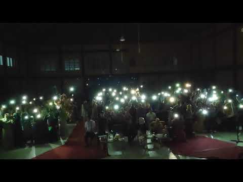 Menggelegar!! Malam puncak PE (Pharmacy Event)-Flashlight by jessi j