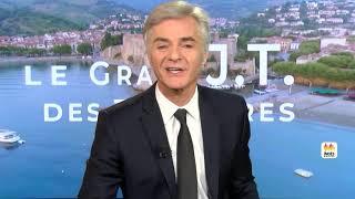 Vin au cannabis au sommaire du Grand JT des territoires de Cyril Viguier sur TV5 Monde