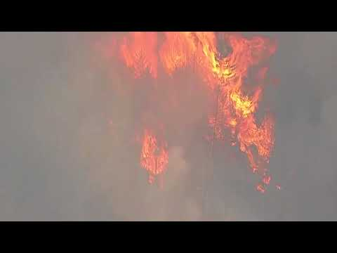 Wildfires growing in Washington and Oregon