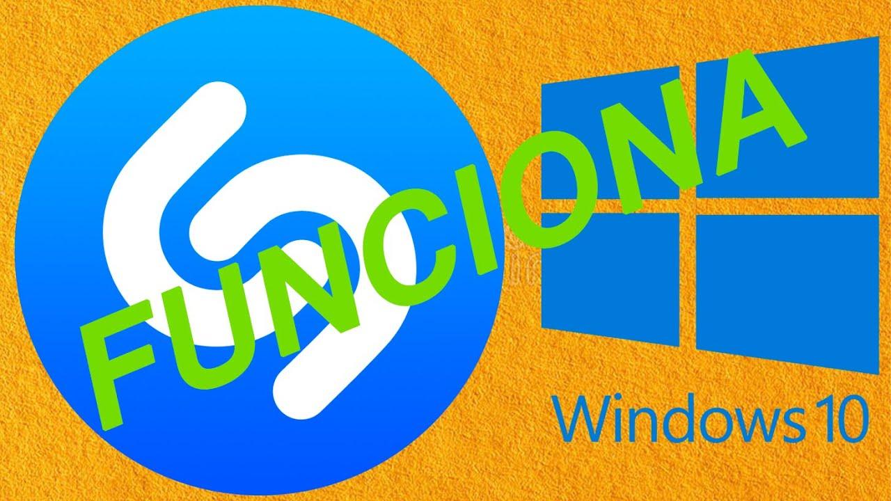 Download Shazam para Windows [EL VERDADERO] no alternativo