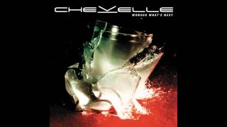 Chevelle - Wonder What