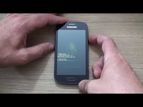 Samsung Galaxy Trend Plus GT-S7583T Hard Reset