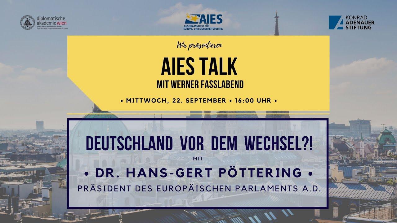 Download AIES Talk - Deutschland vor dem Wechsel?!