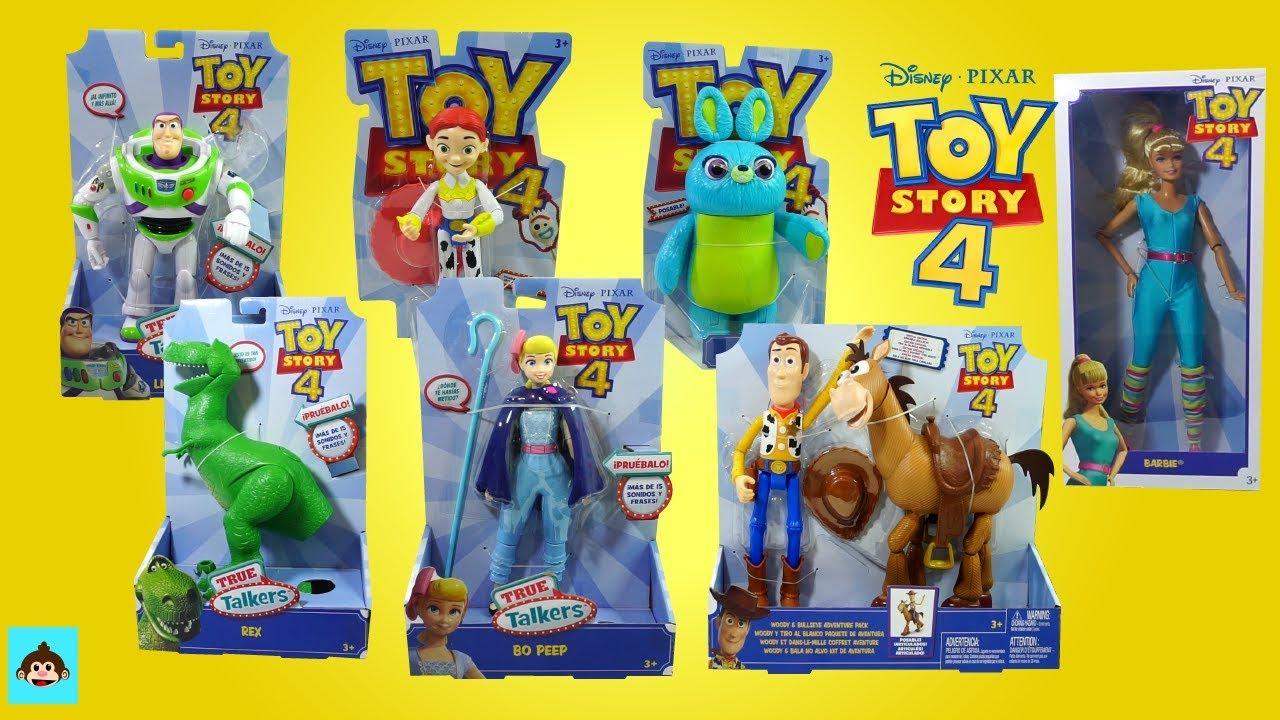 Toy Story 4 La Película Muchos Juguetes Nuevos En