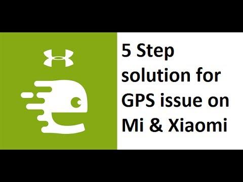 Fix Endomondo GPS issue on miui xiaomi and redmi phones