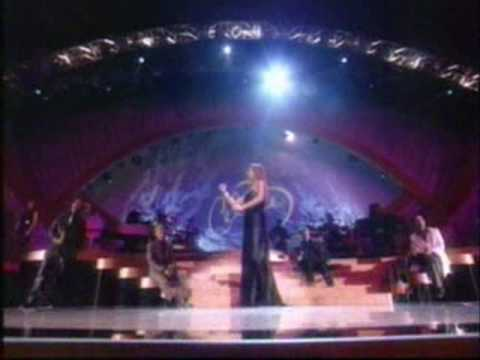 CELINE DION POR AMOR - That's The Way It Is (With N'Sync) (Live All The Way CBS Special 1999)