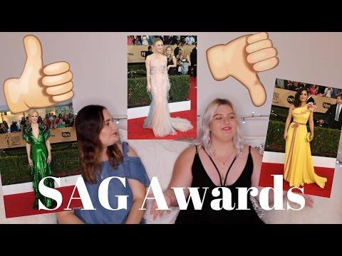 SAG AWARDS Review 2017