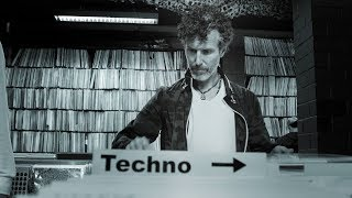 Josh Wink's Enduring Passion for Electronic Music (EB.TV Feature)