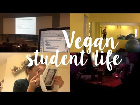 A DAY IN THE LIFE OF A UNI STUDENT // University of Exeter