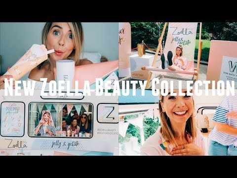 NEW ZOELLA BEAUTY COLLECTION | JELLY & GELATO