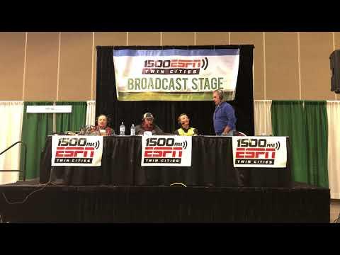 TwinCitiesGolf 1500 ESPN Radio Interview at Minnesota Golf Show