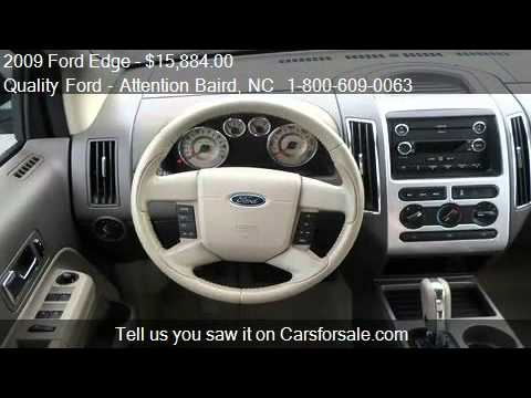 2009 Ford Edge SEL FWD - for sale in Whiteville, NC 28472