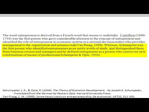 Literature Review With Practical Example