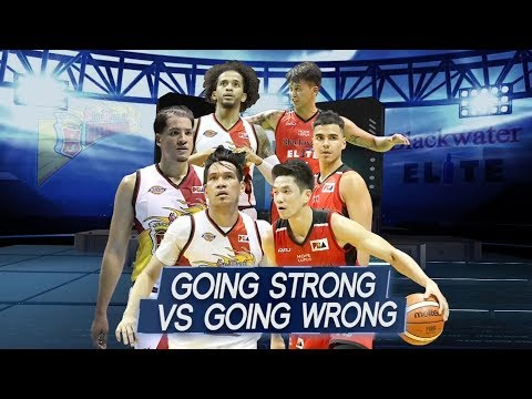 HIGHLIGHTS: Blackwater vs. San Miguel (VIDEO) February 9