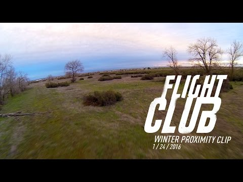 Winter Wing Proximity Clip - Learning Nick's Line