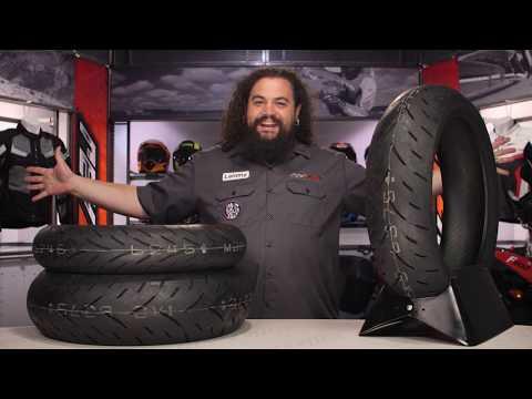 Best Sport Bike Motorcycle Tires for Grip at RevZilla.com