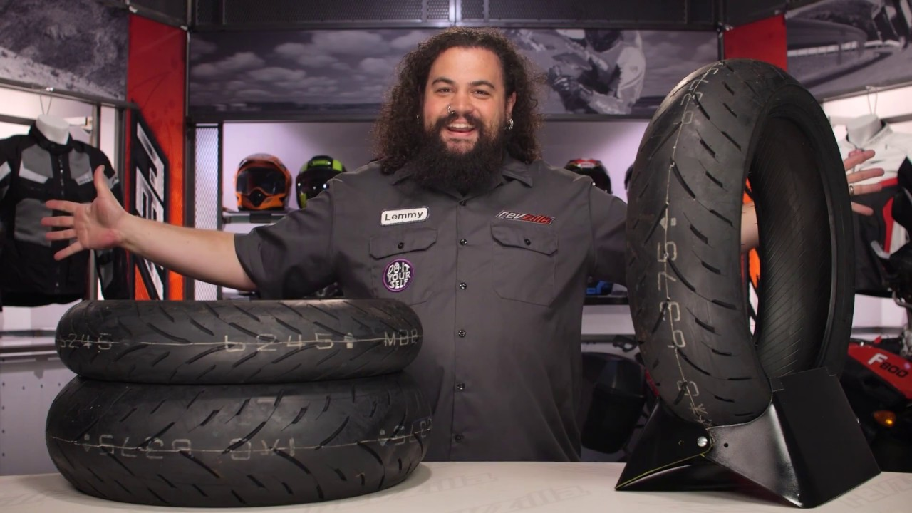 Best Sport Bike Motorcycle Tires for Grip at RevZilla com