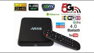 M8s Amlogic M8s(s812) BCM4335 Revive Your Bluetooth - Wifi