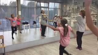 Урок Эстрадного танца