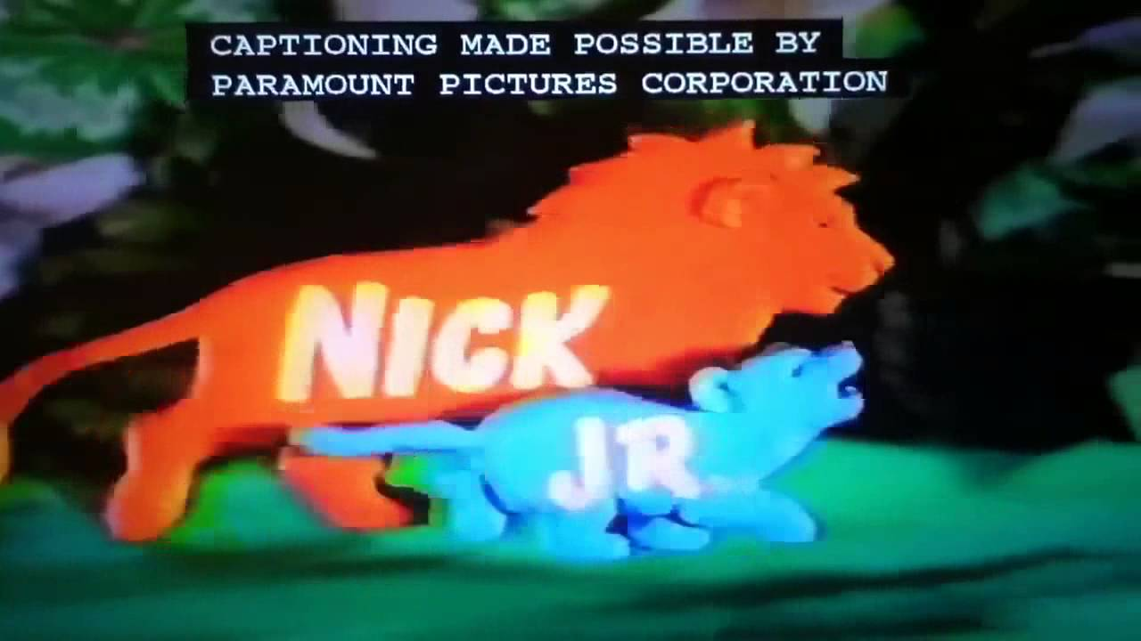 Nick Jr Bumpers : Nick jr bumpers youtube