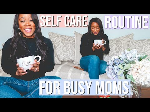 THE SECRET TO FINDING TIME FOR SELF CARE AS A BUSY MOM + 5 SELF CARE TIPS | NIA NICOLE