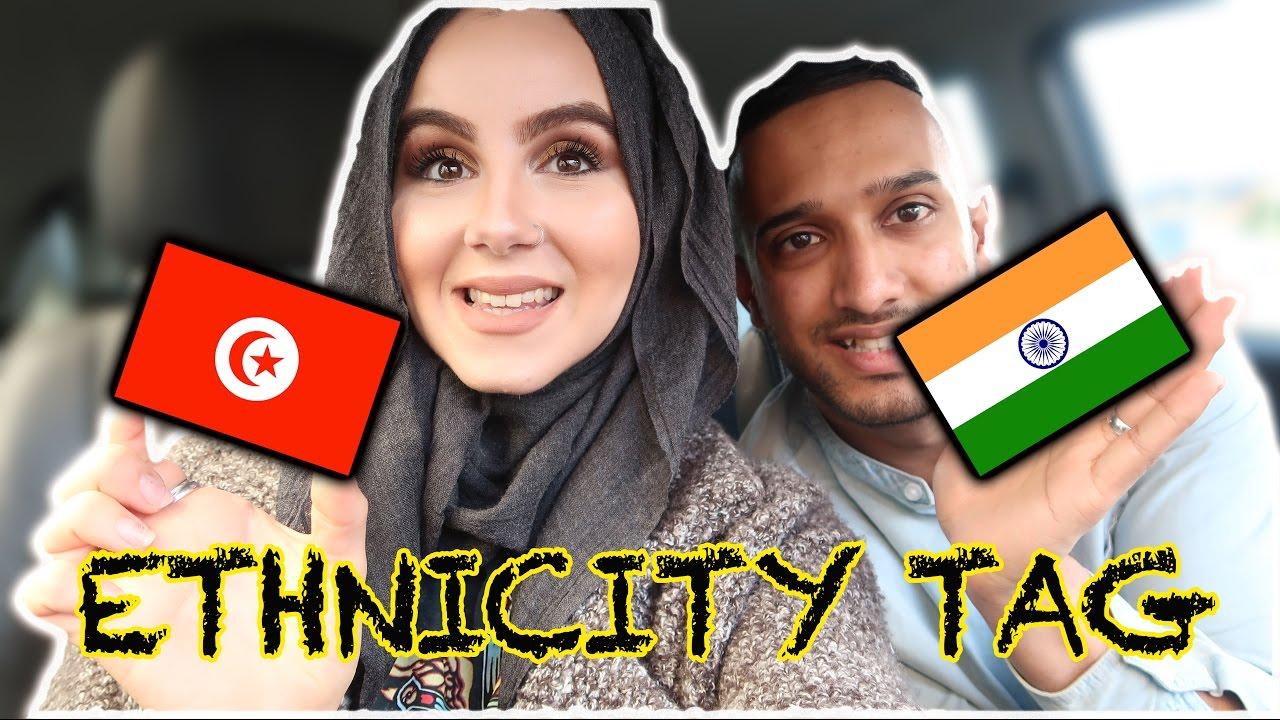 ETHNICITY TAG! | HUSBAND VS WIFE