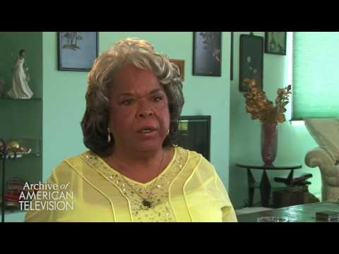 Della Reese on how she would like to be remembered