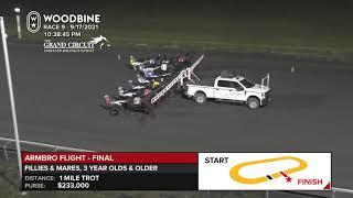 Mohawk, Sbred, September 17, 2021 Race 9