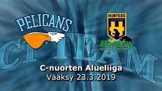 La 23.3.2019 Pelicans C1 Team - LJK/Hunters