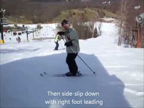 learn how to ski basics
