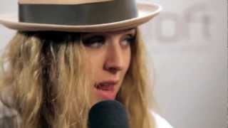 ZZ Ward - Put The Gun Down (Kick Kick Snare Acoustic Session)